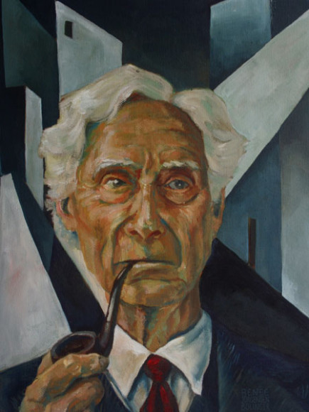 Bertrand-Russell-Art-Deco-