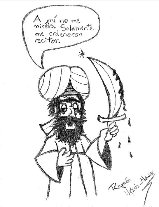 CaricaturaRamon